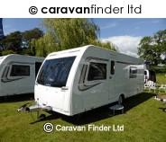 Lunar Clubman SB 2015 caravan