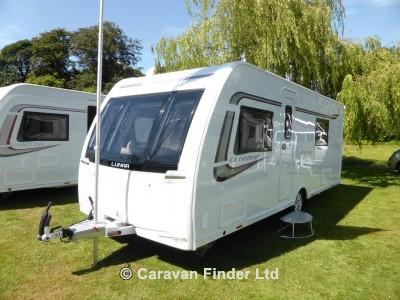 Lunar Clubman SE 2015  Caravan Thumbnail