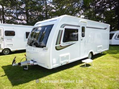 Lunar Clubman SI 2015  Caravan Thumbnail