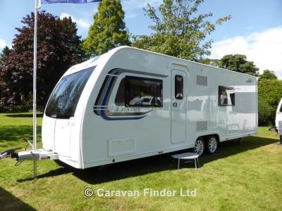 Lunar Lexon 640 2015  Caravan Thumbnail