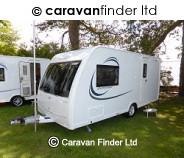 Lunar Quasar 462 2015 caravan