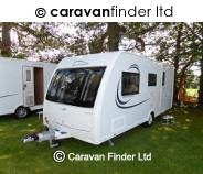 Lunar Quasar 524 2015 caravan