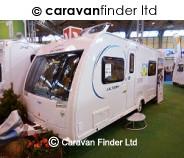 Lunar Ultima 554 2015 caravan