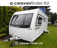 Lunar Clubman ES 2016 caravan