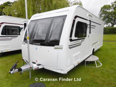 Lunar Clubman SI 2016  Caravan Thumbnail