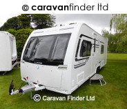 Lunar Delta TS 2016 caravan