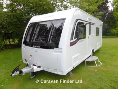 Used Lunar Lexon 540 2016 touring caravan Image