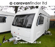 Lunar Quasar 462 2016 caravan