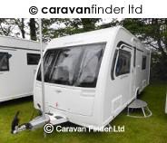 Lunar Quasar 544 2016 caravan