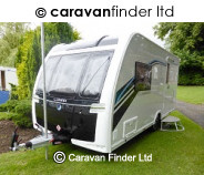 Lunar Clubman CK 2017 caravan