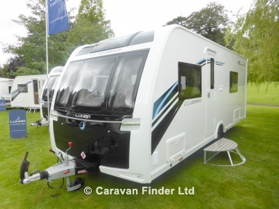 Lunar Clubman SE 2017  Caravan Thumbnail