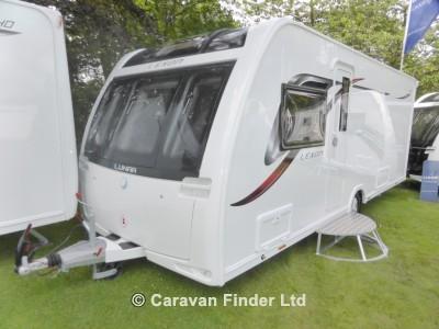 Lunar Lexon 560 2017  Caravan Thumbnail