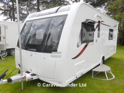 Lunar Lexon 570 2017  Caravan Thumbnail