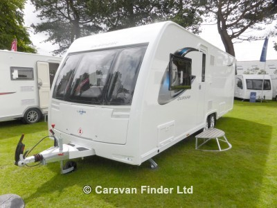 Lunar Solaris 674 2017  Caravan Thumbnail