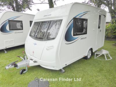 Lunar Ariva 2018  Caravan Thumbnail