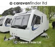 Lunar Clubman SI 2018 caravan