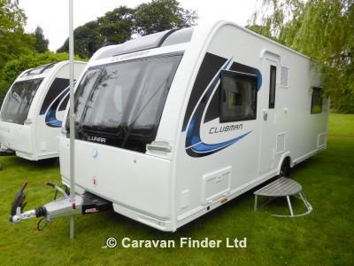 Lunar Clubman SR 2018  Caravan Thumbnail