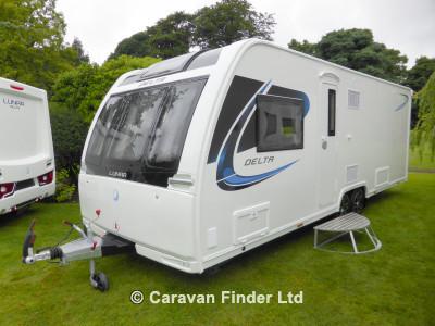 Lunar Delta TI 2018  Caravan Thumbnail