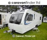 Lunar Delta TR 2018 caravan