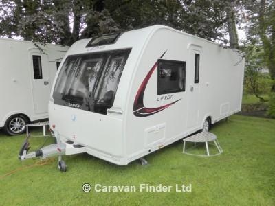 Lunar Lexon 560 2018  Caravan Thumbnail