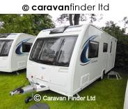 Lunar Quasar 524 2018 caravan