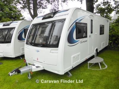 Lunar Quasar 544 2018  Caravan Thumbnail