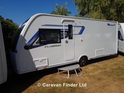 Lunar Clubman SI 2019  Caravan Thumbnail