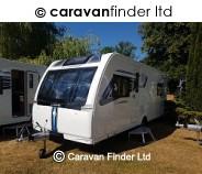 Lunar Clubman SR 2019 caravan