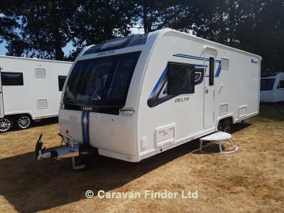 Lunar Delta TI 2019  Caravan Thumbnail