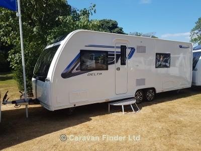 Lunar Delta TS 2019  Caravan Thumbnail