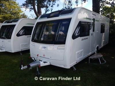 Lunar Quasar 544 2019  Caravan Thumbnail