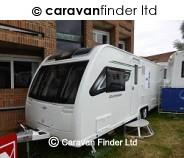 Lunar Quasar 674 2019 caravan