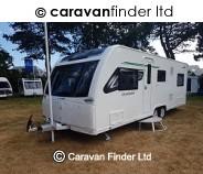 Lunar Quasar 686 2019 caravan