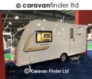 Lunar Quasar 462 2020 caravan