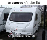 Sprite Firebrand 474 2005 caravan