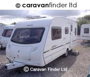 Sprite Major 5 2005 caravan