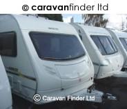 Sprite Quattro 2006 caravan