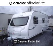 Sprite Major 6 2007 caravan