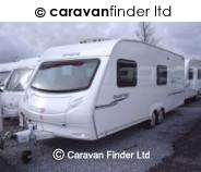 Sprite Quattro 6 TA 2007 caravan