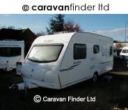 Sprite Major 5 2008 caravan