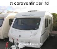 Sprite Sportstyle S5 2008 caravan