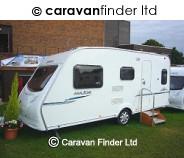 Sprite Major 5 2009 caravan