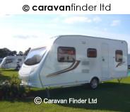 Sprite Major 6 2010 caravan