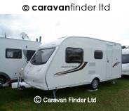 Sprite Musketeer EB 2011 caravan