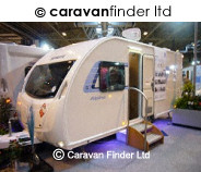 Sprite Alpine 4 2012 caravan