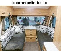Used Sprite Coastline M6 2012 touring caravan Image