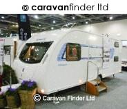 Sprite Coastline Major 6 2012 caravan