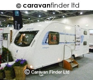Sprite Coastline M6 2012 caravan