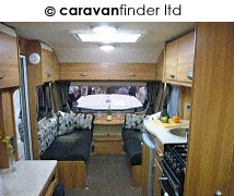 Used Sprite FREESTYLE TD S5 2012 touring caravan Image