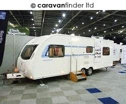 Used Sprite Quattro FB 2012 touring caravan Image